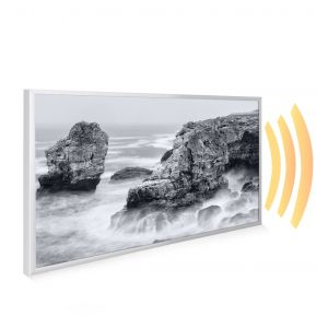595x995 Stormy Shore Image NXT Gen Infrared Heating Panel 580W - Electric Wall Panel Heater
