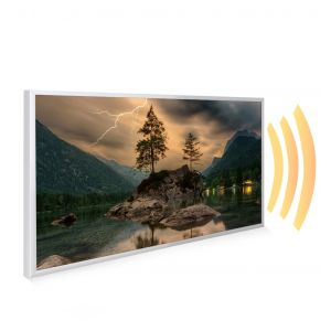 595x995 Thunder Mountain Image NXT Gen Infrared Heating Panel 580W - Electric Wall Panel Heater