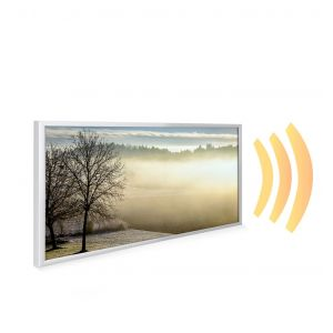 595x1195 Spring Morning Image NXT Gen Infrared Heating Panel 700W - Electric Wall Panel Heater
