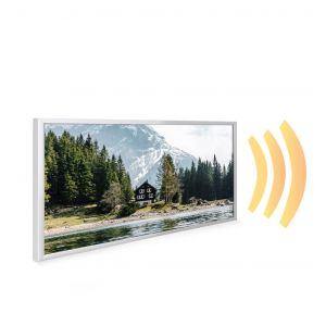 595x1195 Swiss Chalet Image NXT Gen Infrared Heating Panel 700W - Electric Wall Panel Heater