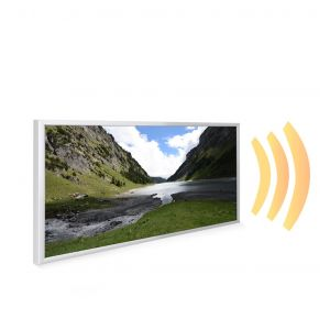 595x1195 Welsh Valley Image NXT Gen Infrared Heating Panel 700W - Electric Wall Panel Heater
