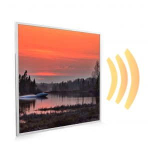 595x595 Bayou Cruise Image NXT Gen Infrared Heating Panel 350W - Electric Wall Panel Heater