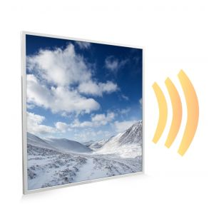 595x595 Cairngorms Picture NXT Gen Infrared Heating Panel 350W - Electric Wall Panel Heater