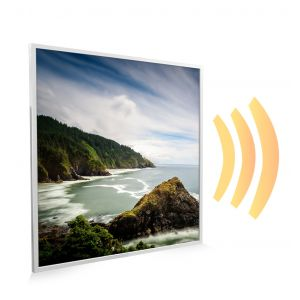 595x595 Coastal Beauty Image NXT Gen Infrared Heating Panel 350W - Electric Wall Panel Heater