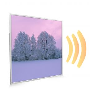 595x595 Frozen Twilight Image NXT Gen Infrared Heating Panel 350W - Electric Wall Panel Heater