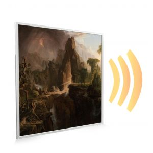 595x595 Expulsion from the Garden of Eden Image NXT Gen Infrared Heating Panel 350W - Electric Wall Panel Heater