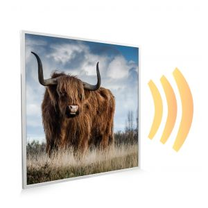 595x595 Highland Pride Image NXT Gen Infrared Heating Panel 350w - Electric Wall Panel Heater