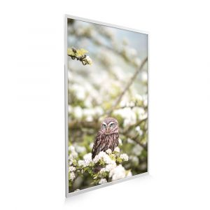 795x1195 Owl In The Spring Image NXT Gen Infrared Heating Panel 900W - Electric Wall Panel Heater