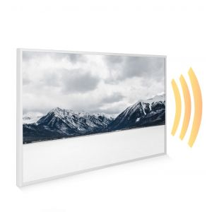 795x1195 Norwegian Fjord Picture NXT Gen Infrared Heating Panel 900W - Electric Wall Panel Heater