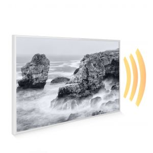 795x1195 Stormy Shore Image NXT Gen Infrared Heating Panel 900W - Electric Wall Panel Heater