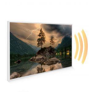 795x1195 Thunder Mountain Image NXT Gen Infrared Heating Panel 900W - Electric Wall Panel Heater