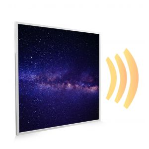 595x595 Dorado Constellation Picture NXT Gen Infrared Heating Panel 350W - Electric Wall Panel Heater
