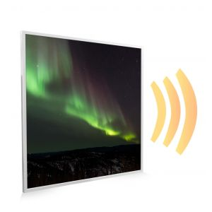 595x595 Aurora Borealis Image NXT Gen Infrared Heating Panel 350W - Electric Wall Panel Heater