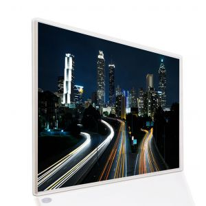 595x995 City Rush Picture NXT Gen Infrared Heating Panel 580W - Electric Wall Panel Heater