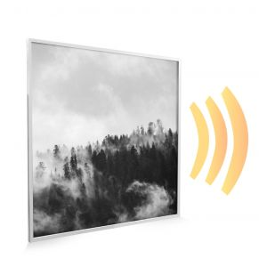 595x595 Clouded Trees NXT Gen Infrared Heating Panel 350w