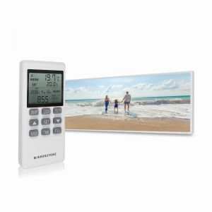 350W UltraSlim Personalised Image NXT Gen Infrared Heating Panel - Electric Wall Panel Heater