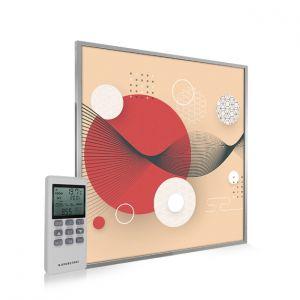595x595 Digital Zen Image NXT Gen Infrared Heating Panel 350W - Electric Wall Panel Heater