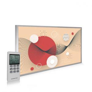 595x995 Digital Zen Picture NXT Gen Infrared Heating Panel 580W - Electric Wall Panel Heater