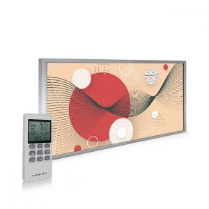 595x1195 Digital Zen Image NXT Gen Infrared Heating Panel 700W - Electric Wall Panel Heater