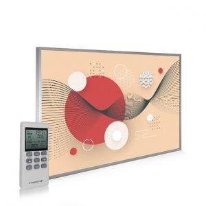 795x1195 Digital Zen Picture NXT Gen Infrared Heating Panel 900W - Electric Wall Panel Heater