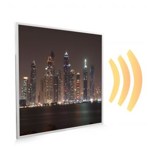 595x595 Dubai Picture NXT Gen Infrared Heating Panel 350W - Electric Wall Panel Heater