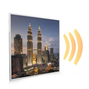 595x595 Kuala Lumpur Picture NXT Gen Infrared Heating Panel 350W - Electric Wall Panel Heater