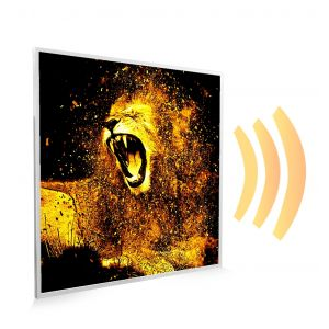 595x595 Roaring Lion Image NXT Gen Infrared Heating Panel 350W - Electric Wall Panel Heater