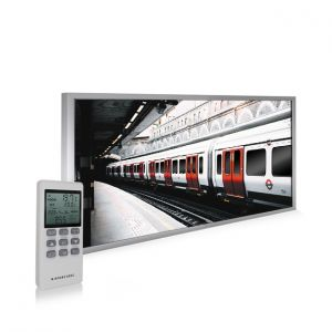 595x1195 London Underground Image NXT Gen Infrared Heating Panel 700W - Electric Wall Panel Heater