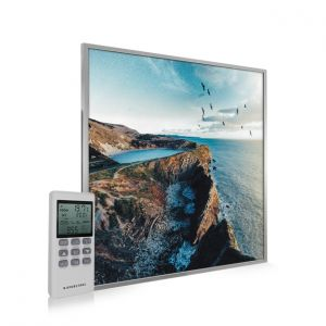 595x595 Mystical Lagoon Image NXT Gen Infrared Heating Panel 350W - Electric Wall Panel Heater