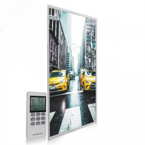 595x1195 New York Taxi Image NXT Gen Infrared Heating Panel 700W - Electric Wall Panel Heater