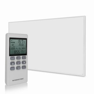 580W NXT Gen Infrared Heating Panel - Grade B (White Frame)