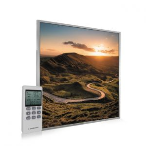 595x595 Rural Sunset Image NXT Gen Infrared Heating Panel 350W - Electric Wall Panel Heater
