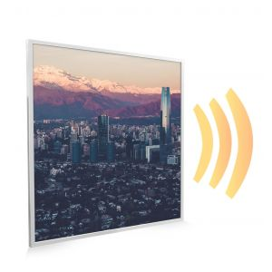 595x595 Santiago Image NXT Gen Infrared Heating Panel 350W - Electric Wall Panel Heater