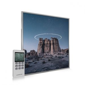 595x595 Starry Halo Image NXT Gen Infrared Heating Panel 350W - Electric Wall Panel Heater