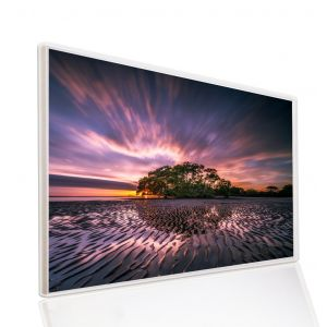 995x1195 Washing Landscape Picture NXT Gen Infrared Heating Panel 1200W - Electric Wall Panel Heater