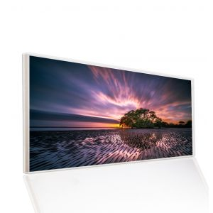 595x1195 Washing Landscape Picture NXT Gen Infrared Heating Panel 700W - Electric Wall Panel Heater