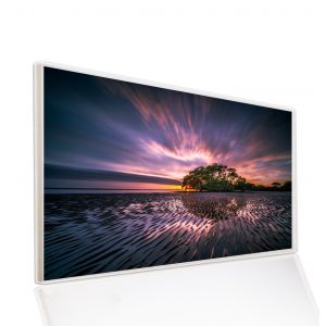 795x1195 Washing Landscape Picture NXT Gen Infrared Heating Panel 900W - Electric Wall Panel Heater