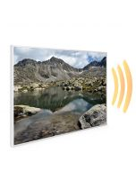 995x1195 Natural Spring Picture NXT Gen Infrared Heating Panel 1200W - Electric Wall Panel Heater