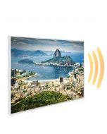 995x1195 Rio Picture NXT Gen Infrared Heating Panel 1200W - Electric Wall Panel Heater