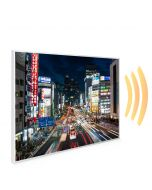 995x1195 Tokyo Picture NXT Gen Infrared Heating Panel 1200W - Electric Wall Panel Heater