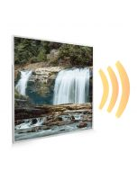 595x595 Waterfalls NXT Gen Infrared Heating Panel 350w
