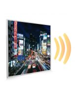 595x595 Tokyo Picture NXT Gen Infrared Heating Panel 350W - Electric Wall Panel Heater
