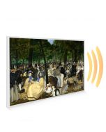 795 X 1195 La Musique au Tuileries Image NXT Gen Infrared Heating Panel 900W - Electric Wall Panel Heater