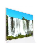 595x995 Crashing Falls Picture NXT Gen Infrared Heating Panel 580W - Electric Wall Panel Heater