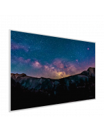 995x1195 Milky Way Image NXT Gen Infrared Heating Panel 1200W - Electric Wall Panel Heater