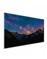 595x1195 Milky Way Image NXT Gen Infrared Heating Panel 700W - Electric Wall Panel Heater
