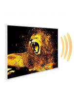 995x1195 Roaring Lion Image NXT Gen Infrared Heating Panel 1200W - Electric Wall Panel Heater