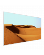 595x1195 Sand Dunes Image NXT Gen Infrared Heating Panel 700W - Electric Wall Panel Heater