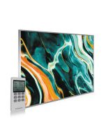 995x1195 Sienna Picture NXT Gen Infrared Heating Panel 1200W - Electric Wall Panel Heater