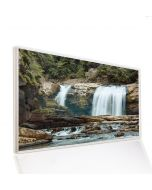 795x1195 Waterfalls Picture NXT Gen Infrared Heating Panel 900W - Electric Wall Panel Heater